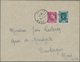 """Dt. Besetzung II WK - Frankreich - Dünkirchen: 1940, 30 C Dunkelgrünblau """"Weltausstellung 1937"""" Und - Besetzungen 1938-45"""