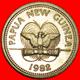 + GREAT BRITAIN TURTLE: PAPUA NEW GUINEA ★ 5 TOEA 1982 MINT LUSTER! LOW START ★ NO RESERVE! - Papoea-Nieuw-Guinea