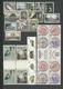 LOT MONACO NEUFS ET OBLITERES - Collections (without Album)