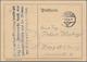 """Brieftaubenpost: 1942, Feldpostkarte Mit Truppenstempel Der """"Nachr.-Ers.-Abt.17 Wien"""" Von WIEN 89, 1 - Pigeons & Columbiformes"""