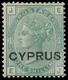 * Cyprus - Lot No.521 - Cyprus (...-1960)