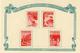 Lotto Misto Foglietti - Francobolli - Folder - Lettera (12 Immagini) - Sellos