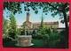 CARTOLINA VG ITALIA - TREVISO - Tempio Di S. Francesco - Veduta Dal Giardino Del Convento - 10 X 15 - 1985 ANNO SANTO - Treviso