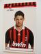 PATO  A.C. MILAN 2009 / 2010   SPONSOR UFFICIALE BWIN ADIDAS SKY    CALCIO  FOOTBALL  SOCCER - Calcio
