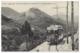 CPA 06 Alpes Maritimes Ligne De Tram Tramway De Menton à Sospel Le Barbonnet Près De Gorbio Castillon Castellar Peille - Menton