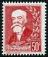** (292) 50c  Paul Doumer, Projet Non émis à 50c (1933) - TB - Unclassified