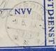 Nederlands Indië - 1933 - 4x Willem I 1e Oplage Op LP-briefje Van LBnr KEDIRI/2 Naar Utrecht / Nederland - Indes Néerlandaises