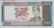 "Brunei: Government Of Brunei 1000 Ringgit ND(1979) SPECIMEN, P.12s, Red Overprint ""SPECIMEN"", ""SPECI - Brunei"