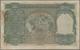 "Burma / Myanmar / Birma: 100 Rupees ND(1947) With Overprint ""BURMA CURRENCY BOARD"" On INDIA #20, P.3 - Myanmar"