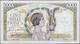 "France / Frankreich: Set Of 11 CONSECUTIVE Notes 5000 Francs ""Victoire"" 1943 P. 97, S/N 29649169 & - - Frankrijk"