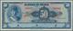 Mexico: 50 Pesos 1941 Specimen P. 41s, 3 Cancellation Holes, Zero Serial Numbers, Specimen Overprint - Mexico
