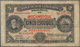 Mozambique: Banco Nacional Ultramarino 5 Escudos 1941, P.83, Small Border Tears And Lightly Toned Pa - Mozambique