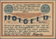 Deutschland - Notgeld - Westfalen: Hörde, F. Cuppring, 50 Pf., 1.10.1921, Scherzschein, Erh. I - Germania