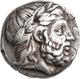 Makedonien - Könige: Philipp II. 359-336 V. Chr., AR-Tetradrachme, 13,71 G. Zeuskopf Nach Rechts/Jün - Greek