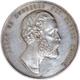 Medaillen Alle Welt: Silbermedaille O.J. (1872-1907) Von Lea Ahlborn Auf Die Pferdezucht. Kopfbild V - Jetons En Medailles