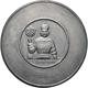 Medaillen Deutschland: Fürth: Einseitige Zinngussmedaille O. J., Von Johann Georg Loeffler Der Jünge - Allemagne