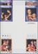 Thematik: Malerei, Maler / Painting, Painters: 2003, GAMBIA And SIERRA LEONE: Christmas - Paintings - Kunst