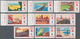 China - Volksrepublik: 1976, Completion Of The 4th Five Year Plan, Complete Set Of 16, MNH, Mostly W - Storia Postale