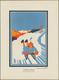 Ansichtskarten: Motive / Thematics: SPORT / WINTERSPORT, 74 Historische Ansichtskarten Aus Den Berei - Cartes Postales