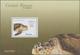 Thematik: Tiere-Schildkröten / Animals-turtles: 2001, Guinea-Bissau: SEA TURTLES, Souvenir Sheet, In - Turtles