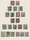 Portugal: 1853/1866, MARIA/PEDRO/LUIS Imperforate Issues, Used Collection Of 78 Stamps Of All Denomi - Portugal