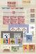 San Marino: 1961/2015, MNH Accumulation In A Stockbook, Incl. 1961 Airmail 100l. Mini Sheet, Main Va - San Marino