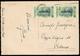 1948 - 3 Lire Santa Caterina (574), Due Esemplari Perfetti Su Cartolina In Tariffa Da Torino 5/9/194... - 6. 1946-.. Republik