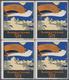 Nachlässe: POSTEN: Ca. 300 Verschiedene Vorbereitete Auktionslose, Dabei Zahlreiche Briefe Mit Beson - Postzegels