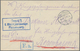 Kriegsgefangenen-Lagerpost: 1914/1919, Ca. 70 Briefe Von Kriegsgefangenen An Das Rote Kreuz In Genf - Allemagne