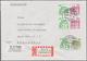 Berlin: 1980/1991 (ca.), Vielseitiger Bestand Von über 250 Briefen Und Karten Aus Firmen-Korresponde - [5] Berlino