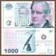 MUJAND REPUBLIC Set 9 Pcs 2013 UNC. Early American Writers - Bankbiljetten