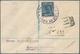 """Rio De Oro: 1907, Alfons XIII 4 Ptas Blue On Registered Letter Sent From """"SOSU.. 13 SEP 07"""" Via Las - Rio De Oro"""