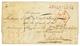 """ST BARTHELEMY ISLAND"" : 1831 Red Entry Mark ANGLETERRE On Entire Letter Datelined ""GUSTAVIA, ILE ST BARTHELEMY, 3 Janvi - Suecia"