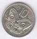 NEW ZEALAND 1988: 10 Cents, KM 61 - New Zealand