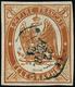 Oblit. N°3 1F Orange - TB - Telegraaf-en Telefoonzegels
