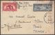 1926 TENTATIVO VOLO NEW YORK - PARIGI. Aerogramma Spedito Il 15 Settembre Da Westbury Con Affrancatura Americana. Firma  - Europe (Other)