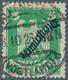 Deutsches Reich - Dienstmarken: 1924, Dienstmarke Neuer Reichsadler 5 Pf Mit Kopfstehendem Aufdruck, - Officials