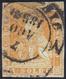 1851 - 1 Soldo Ocra Su Grigio (2), Tre Buoni Margini, Leggermente Intaccato A Sinistra, Usato. Cert.... - Tuscany