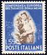 1950 - 55 Lire Tabacco, Stampa Del Centro Evanescente (631b), Gomma Integra, Leggermente Bicolore Co... - 6. 1946-.. Republic