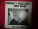 LP33 N°665 - SIDNEY BECHET HIS WAY - BOSTON 1951 - COMPILATION 11 TITRES - Jazz