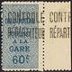 * Colis Postaux. No 7A, Bdf, Quasiment **, Très Frais. - TB - Algeria (1924-1962)