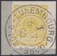 LOTTO. Piccolo Insieme Composto Da 5 Francobolli: I Serie 1 Centesimi Nuovo (n.3), Serie 1859 2 Centesimi Nero (n.4), Nu - Luxemburgo