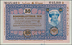 Austria / Österreich: Donaustaat Set With 3 Notes With Lottery Overprint On 50 Schilling 1923 P. S15 - Oostenrijk