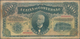 Brazil / Brasilien: Caixa De Conversão 100 Mil Reis 1906, P.97, Very Rare And Seldom Offered Banknot - Brazil