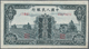 China: Peoples Bank Of China 1000 Yuan 1949, P.848, Still Nice With Restored Parts At Upper And Lowe - Chine