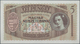"Hungary / Ungarn: Magyar Nemzeti Bank 5 Pengö 1938 SPECIMEN, P.104s With Perforation ""Minta"" And Red - Hongrie"