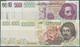 Italy / Italien: Set Of 14 Pcs Containing 2x 5000 Lire P. 111, 7x 10.000 Lire P. 112, 1x 50.000 Lire - [ 1] …-1946 : Royaume
