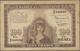 New Caledonia / Neu Kaledonien: Banque De L'Indochine 100 Francs ND(1942), P.44, Lightly Toned Paper - Nouméa (New Caledonia 1873-1985)