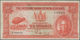New Zealand / Neuseeland: The Reserve Bank Of New Zealand, Very Nice Set With 10 Shillings, 1 And 5 - New Zealand