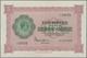 Seychelles / Seychellen: The Government Of Seychelles 5 Rupees 1942, P.8, Great Original Shape With - Seychelles